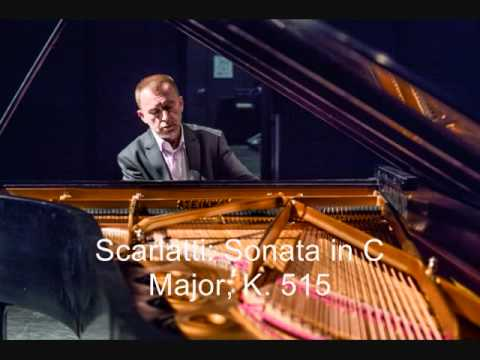 Pedja Muzijevic--Scarlatti, Feldman and Cowell