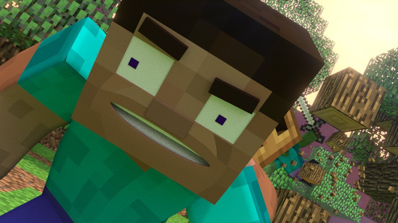 Annoying Villagers 21 Trailer - Minecraft Animation