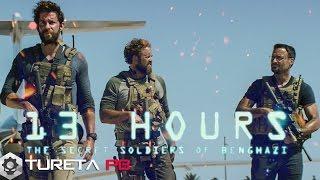 13 Hours - Benghazi ► Magfed Paintball Cenário Milsim | CQB | Milsim | R.A.