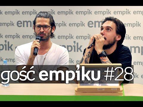 Jimek (Radzimir Dębski) I Miuosh W Katowicach - Gość Empiku #28