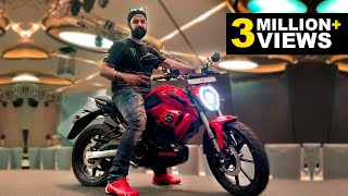 Revolt Motors - India's FIRST Electric Bike with SUPERBIKE Sound