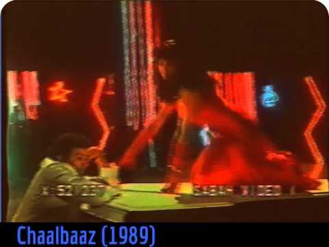 Tera Beemar Mera Dil - (Sridevi Sunny Deol)  Mohd Aziz & Kavita...