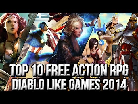 Top 10 Free Action RPG Diablo Like Games 2014 | FreeMMOStation.com