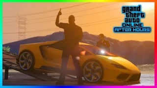 GTA Online After Hours DLC Update NEW Police/Cop Content & Missions Coming! (GTA 5 Nightclub DLC)