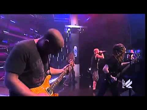 All That Remains - Hold On (Live @ The Daily Habit)
