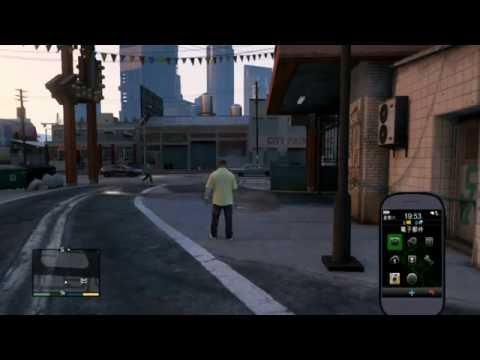 魯蛋 PS3-俠盜列車手5 (首戰) Grand Theft Auto V