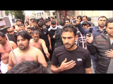 QBH Bonn Jaloos 8 Muharram 1438 2016 Part 2