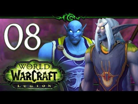 World of Warcraft: Legion Level 1-110 Ft. Dan | Priest | Part 8