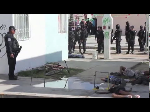 7 ejecutados en Soledad de Graciano Sánchez