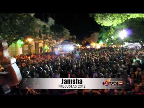 Jamsha El PutiPuerko en vivo Pre Justas