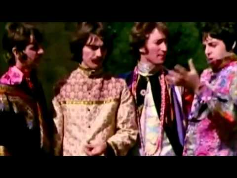 The Beatles   I Am The Walrus HD