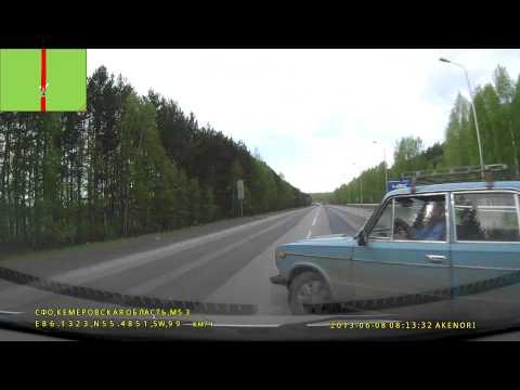 ДТП на трассе М53 пгт.Кедровка