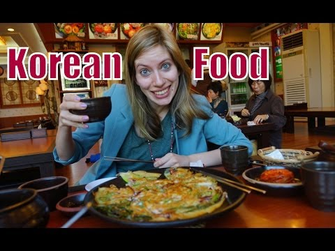Korean Food : An introduction to Korean Cuisine