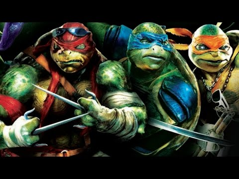TMNT 2014 Movie Review... My Thoughts.