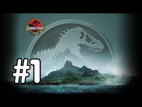 Jurassic Park: The Game Walkthrough - Part 1 - JAWA DINOS!! (Xbox 360/PS3/PC/Mac Gameplay) [HD]