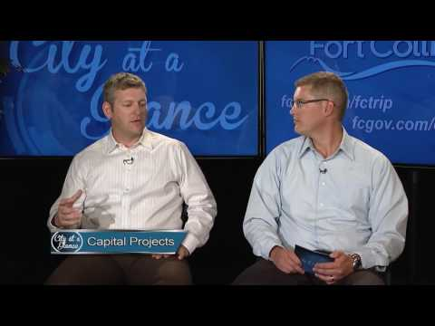 view City at a Glance - Capital Projects video