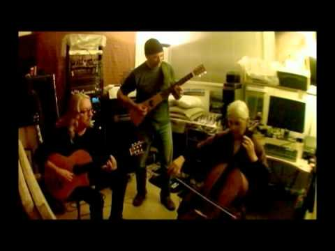 Weingarten, Duffey&Primost | Rehearsing new song, September 2012