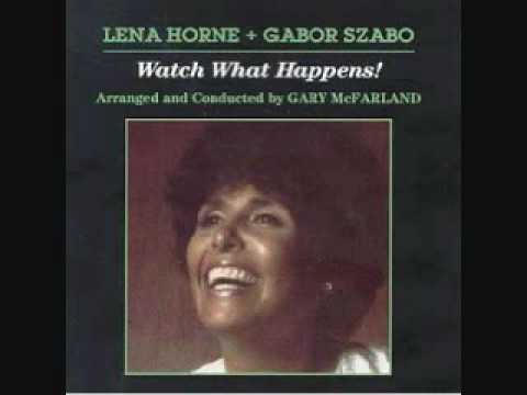 Lena Horne&Gabor Szabo Something