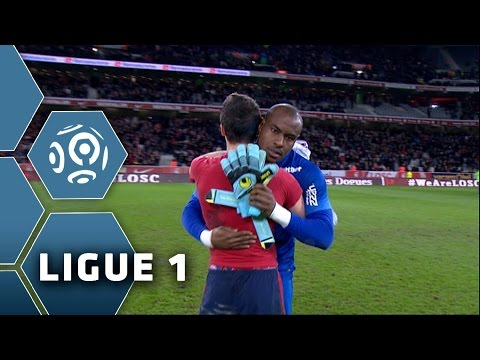 LOSC Lille - Olympique Lyonnais (2-1) - Highlights - (LOSC - OL) / 2014-15
