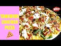 HOMEMADE TANDOORI CHICKEN PIZZA RECIPE