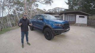 2019 Ford Ranger Raptor Walkaround | The beast from down under