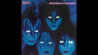 KISS creatures of the nignt original album 1982