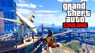GTA 5 - Top 10 stunt ! Best of the week !!