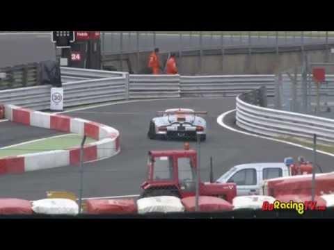 2012 Britcar Championship Round 5 Brands