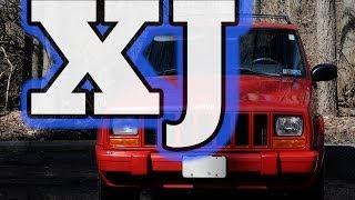 Regular Car Reviews: 1999 Jeep Cherokee XJ