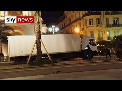 Police Shoot Perpetrator Of Nice Attack