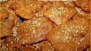 Cooking | Rghayef aux amandes et Miel Rghayef with Almond Honey Sousoukitchen | Rghayef aux amandes et Miel Rghayef with Almond Honey Sousoukitchen