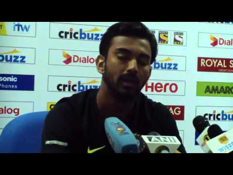 2nd Test, Day One Post Match Press Conference - India in Sri Lanka 2015