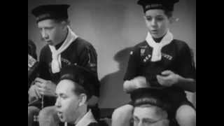 Youth Sea Scouts - 1941 - CharlieDeanArchives / British Council Archival Footage
