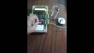 Stepper Motor Control Board