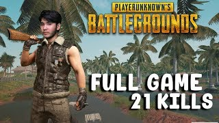 FULL GAME 21 KILLS! I'M BACKK!!!