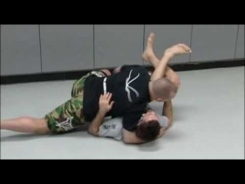 Matt Serra Brazilian Jiu-Jitsu Training Video Vol.1 part 5 of 5 Image 1