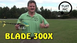 Blade 300X Raw Uncut Flight With Hands Free Inverted Flying