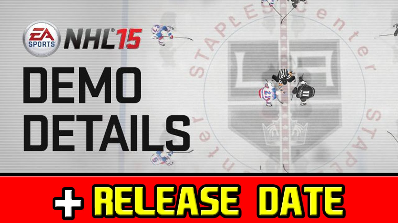 NHL 15' Release Date, Gameplay & Trailer: EA Drops Title for Xbox ...