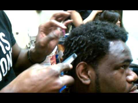 Micro braids men
