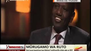 CARARUKU - Murugamo wa Ruto