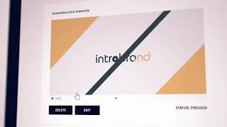Video Intro and Logo Animation Maker | Introbrand