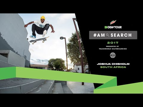 Joshua Chisolm Interview | Dew Tour Am Series 2017 Barcelona