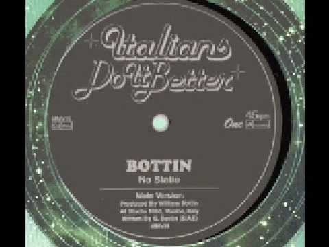 BOTTIN - No Static (Main Mix) - Italians Do It Better 2009