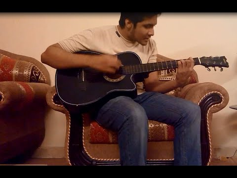Mere Khayalon Mein Aaja (acoustic Cover) | Mair Hassan video
