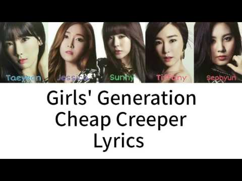 Snsd - Cheap Creeper