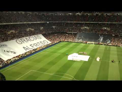 Homenaje a Alfredo Di Stefano | Ida Supercopa 2014