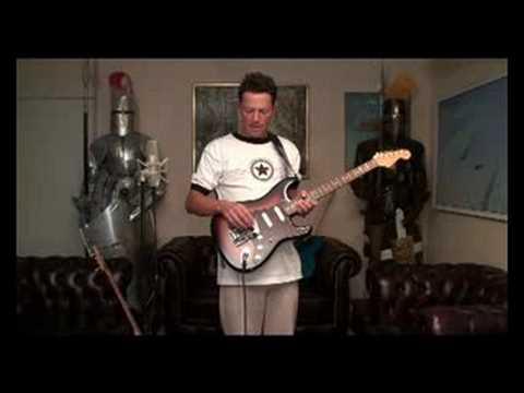 Three guitar B-bender mechanisms