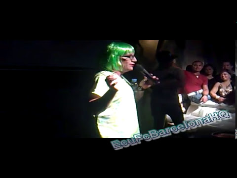 El Show de la vecina (Tomas Delgado) en Igualada , Barcelona , España 2010 PART 5/9