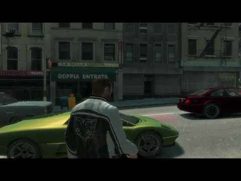 Grand Theft Auto 4 - Sex and the City Part 1 Music - U2, City of Blinding ...