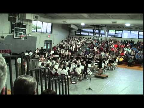 """They Led My Lord Away"" by Adoniram J. Gordon, arr. Allen (Lowndes Middle School)"